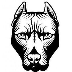 Autoaufkleber: Hundeaufkleber 33 Hundeaufkleber 33