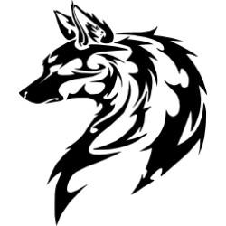 Hundeaufkleber 34