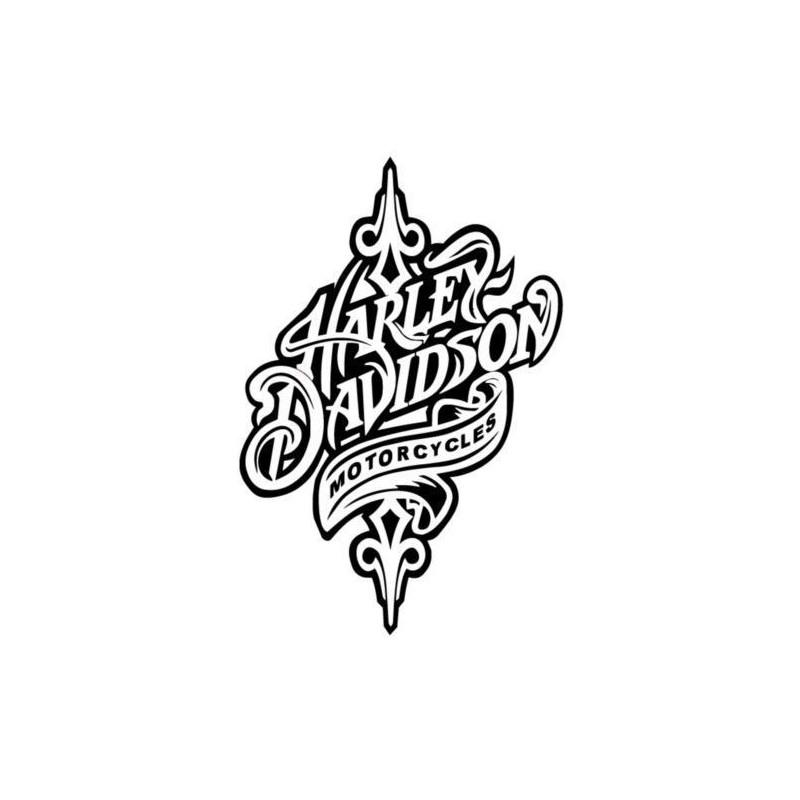 Aufkleber Fur Auto Harley Davidson Aufkleber In Vielen Grossen Und