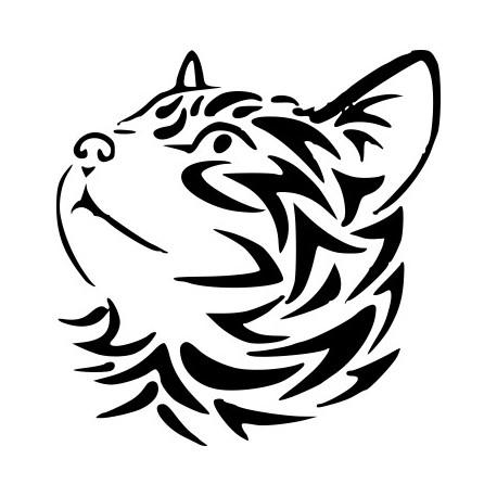 Aufkleber: Katzen Aufkleber 9