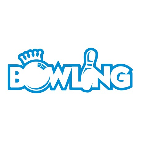 Aufkleber: Bowling 1 Aufkleber