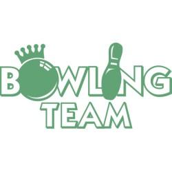 Bowling 2 Aufkleber