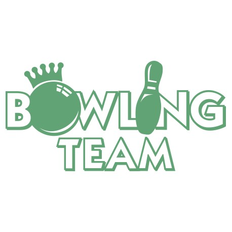 Aufkleber: Bowling 2 Aufkleber