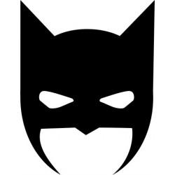 aufkleber autoaufkleber fl�gel, wolf, hund, babyaufkleber Batman Aufkleber