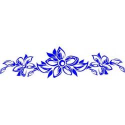Blumenranke 55
