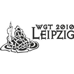 Autoaufkleber: Wave-Gotik-Treffen - Leipzig 3 WGT - Leipzig 2