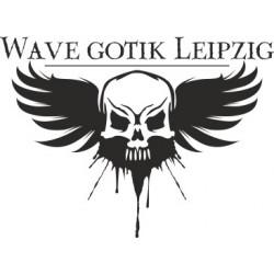 Autoaufkleber: Wave-Gotik-Treffen - Wave Gothik Wave-Gotik-Treffen - Leipzig 3