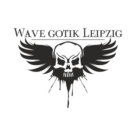 Aufkleber: Wave-Gotik-Treffen - Wave Gothik