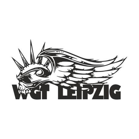 Aufkleber: Wave-Gotik-Treffen - WGT2