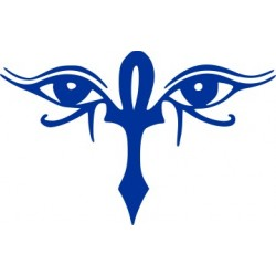 Autoaufkleber: Das Auge des Horus 2 Das Auge des Horus 2