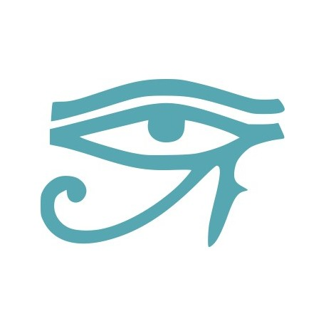 Aufkleber: Das Auge des Horus 3