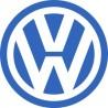 VW - Automarken Aufkleber