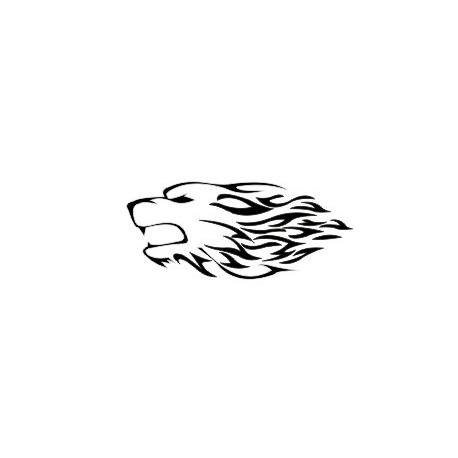 Aufkleber: Wolf 14