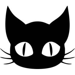 Katzenaufkleber 15