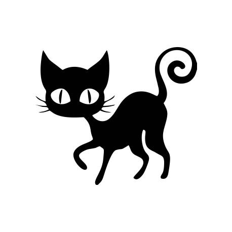 Aufkleber: Katzenaufkleber 16