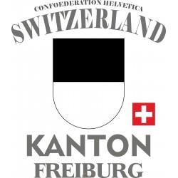 aufkleber autoaufkleber fl�gel, wolf, hund, babyaufkleber Kanton Freiburg - bunte Aufkleber