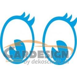 Autoaufkleber: Auge - Aufkleber 10 Auge - Aufkleber 10