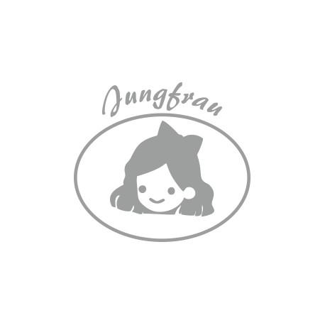 Aufkleber: Jungfrau Sternzeichen Aufkleber für Kinder