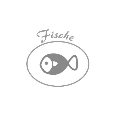 Aufkleber: Fische Sternzeichen für Kinder Aufkleber