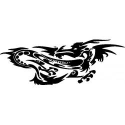 Autoaufkleber: Drachen Aufkleber 9 Drachen Aufkleber 8