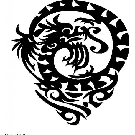 Aufkleber: Drachen Aufkleber 31