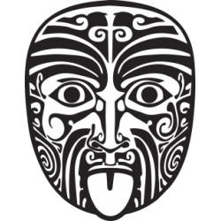 Maori - Tattoo 5 Aufkleber