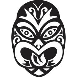 Autoaufkleber: Maori - Tattoo 7 Maori - Tattoo 7-aufkleber