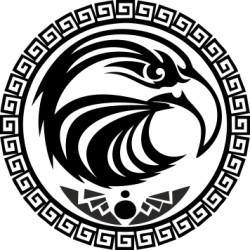 Maori - Tattoo 9 Aufkleber