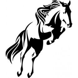 Autoaufkleber: Pferd Aufkleber 42 Pferd aufkleber, pferdeaufkleber