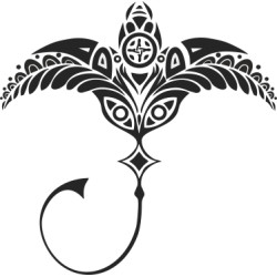 Maori - Tattoo 12 Aufkleber