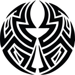 Maori - Tattoo 11 Aufkleber