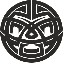 Maori - Tattoo-13 Aufkleber