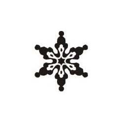 Autoaufkleber: Schneeflocke Aufkleber 2 Schneeflocke Aufkleber 2