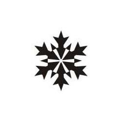 Autoaufkleber: Schneeflocke Aufkleber 5 Schneeflocke Aufkleber 5