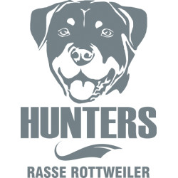 Rottweiler Hunde Sticker 2