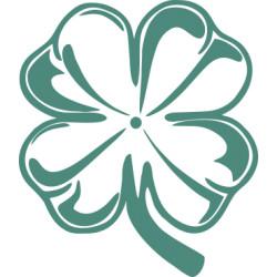 Autoaufkleber: Wandblumen Set zum selber gestalten Wandblumen Set zum selber gestalten