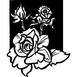 Wandblume 5