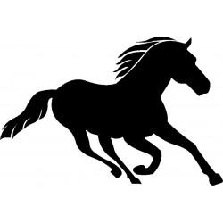 Autoaufkleber: HORSES 01 HORSES 01