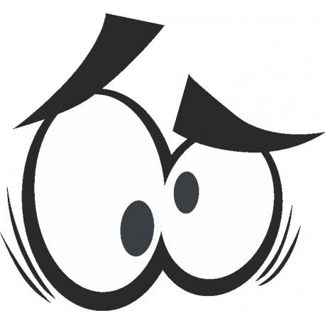 Aufkleber: Eye - Sticker 6