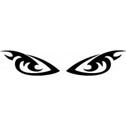 Auge - Aufkleber 221