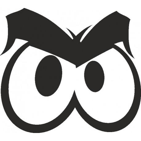Aufkleber: Eye - Sticker 9