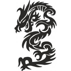 Drachen Wandaufkleber 5
