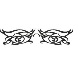 Auge - Aufkleber 187