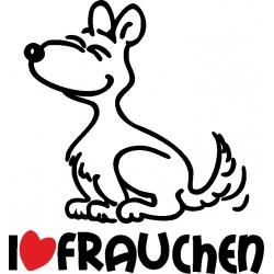 I LOVE FRAUCHEN