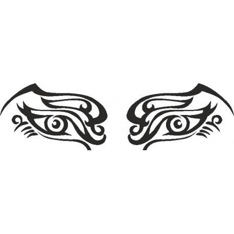 Aufkleber: Eye - Sticker 188