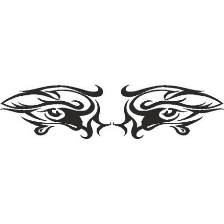 Aufkleber: Eye - Sticker 189