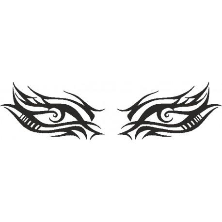 Aufkleber: Eye - Sticker 197