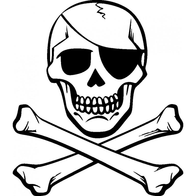 aufkleber für auto  wandaufkleber mit piraten für kinder