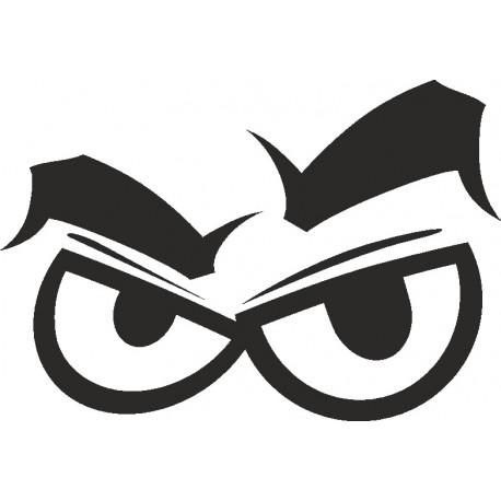 Aufkleber: Eye - Sticker 10