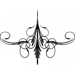 Autoaufkleber: Dekoration 24 Aufkleber Flügel